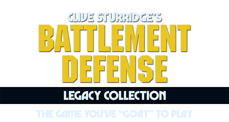 Clive Sturridge's Battle Defense Legacy Collection