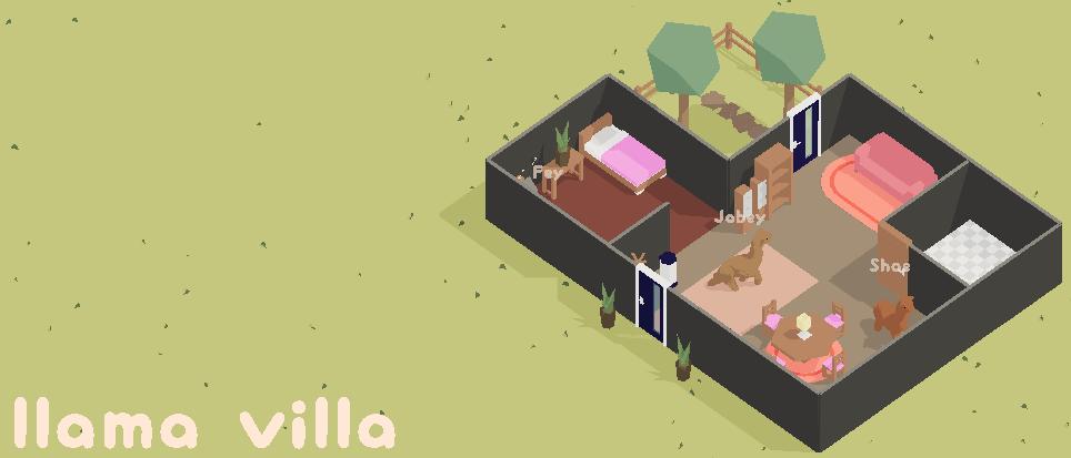 llama villa