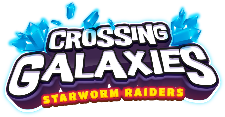 Crossing Galaxies: Starworm Raiders