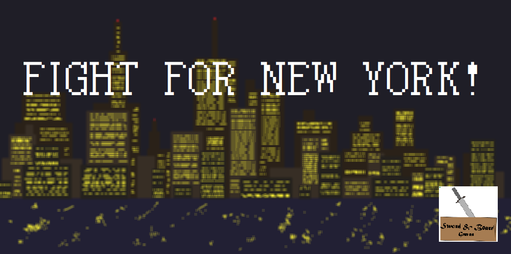 Fight for New York!