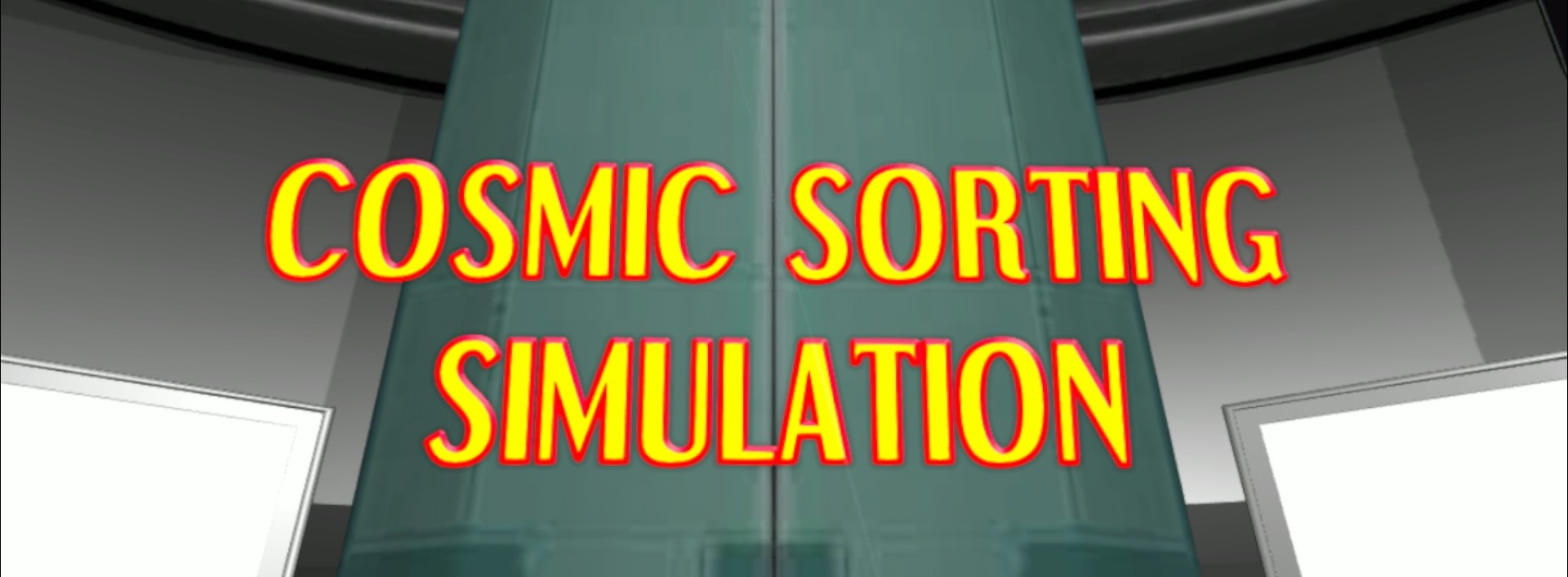 Cosmic Sorting Simulation - VR