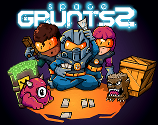 Space Grunts 2 [$9.99] [Other] [Windows] [macOS] [Linux]