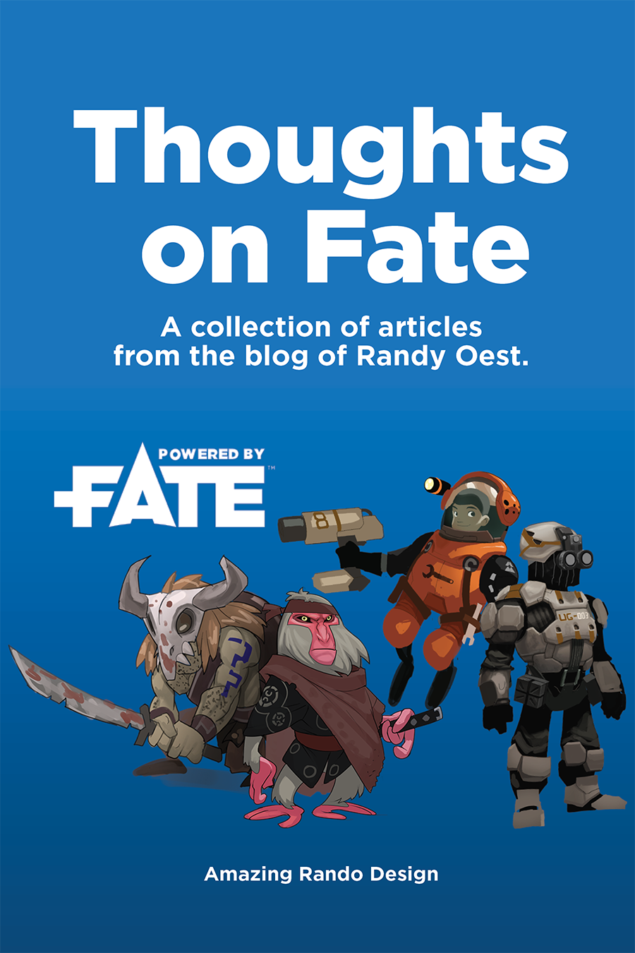 Thoughts on Fate Cover