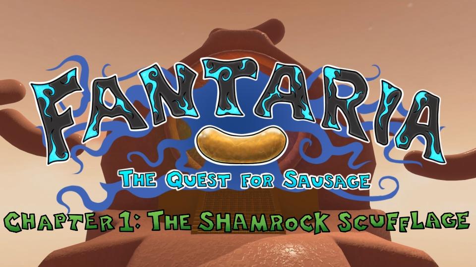Fantaria: The Quest for Sausage Kickstarter Demo