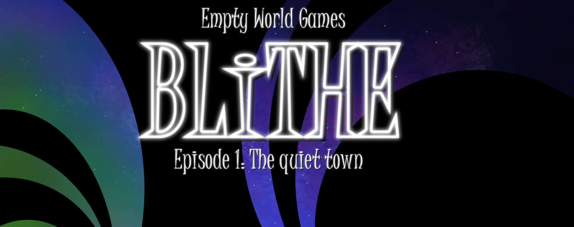 Blithe Ep I - The quiet town