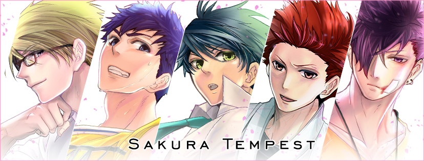 Sakura Tempest - Yaoi Visual Novel