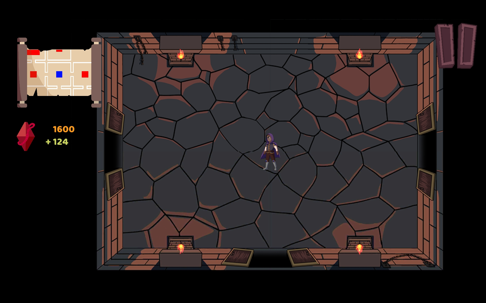 Procedural Generation - Diving Deep into Dungeons - Void by