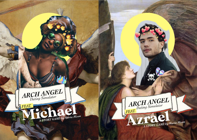 Arch Angel Dating Simulator
