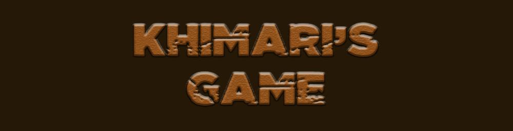 Khimari's Game