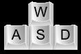 Keys: W, A, S, D