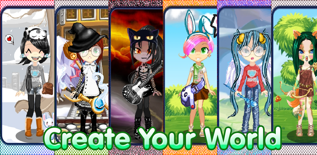 Maidens Avatar Creator Deluxe