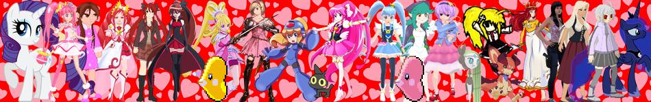 Lovely Warriors of Friendship