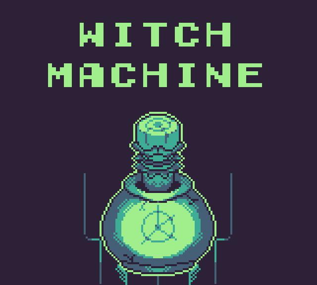 witch machine