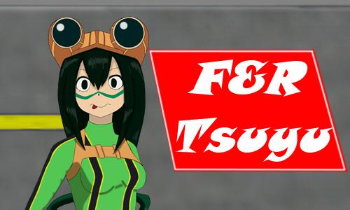 F&R Tsuyu (NSFW)