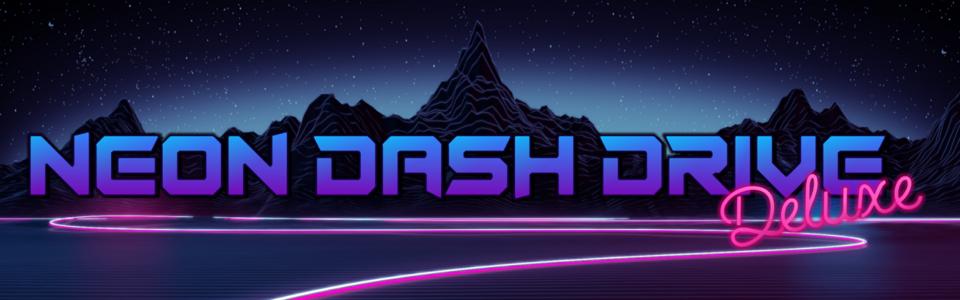 Neon Dash Drive Deluxe