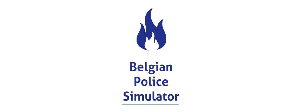 Belgian Police Simulator