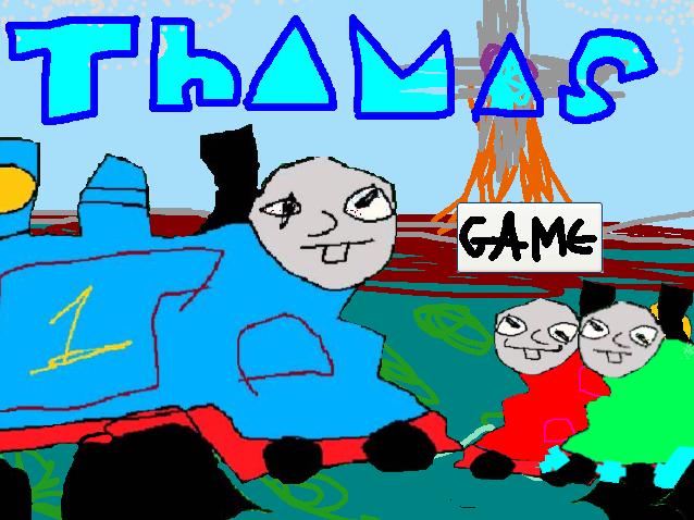 Thamas the tonk enjoin : Game