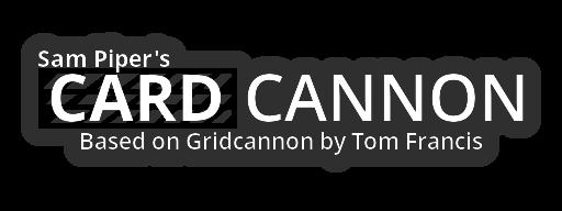 Cardcannon