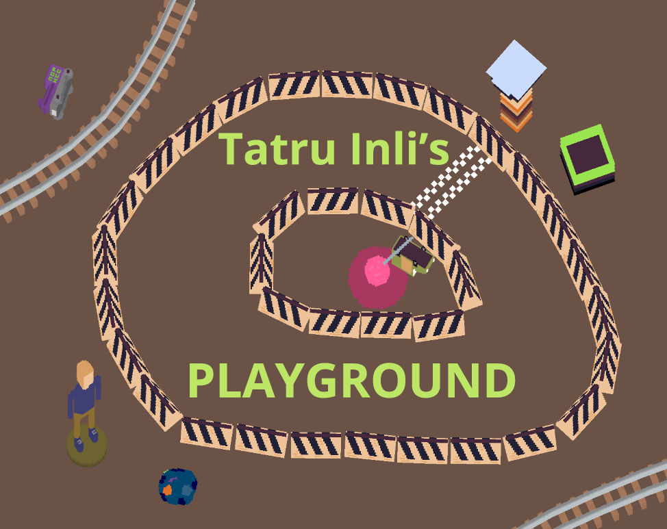 Tatru Inli's PLAYGROUND