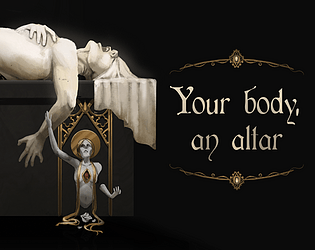 your body, an altar