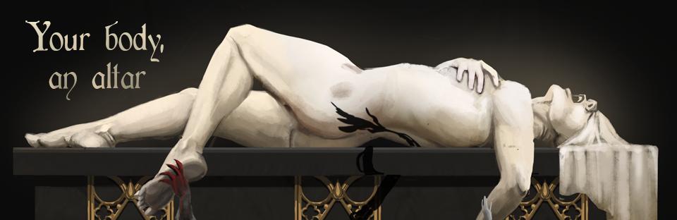 your body, an altar