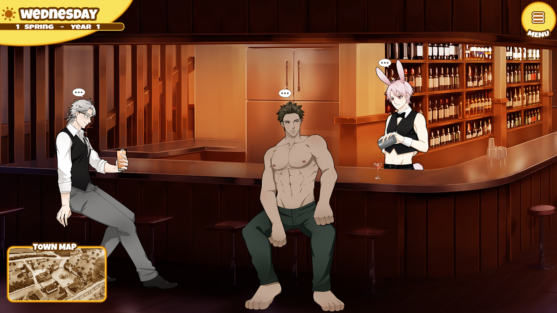 Beste interaktive dating Sims
