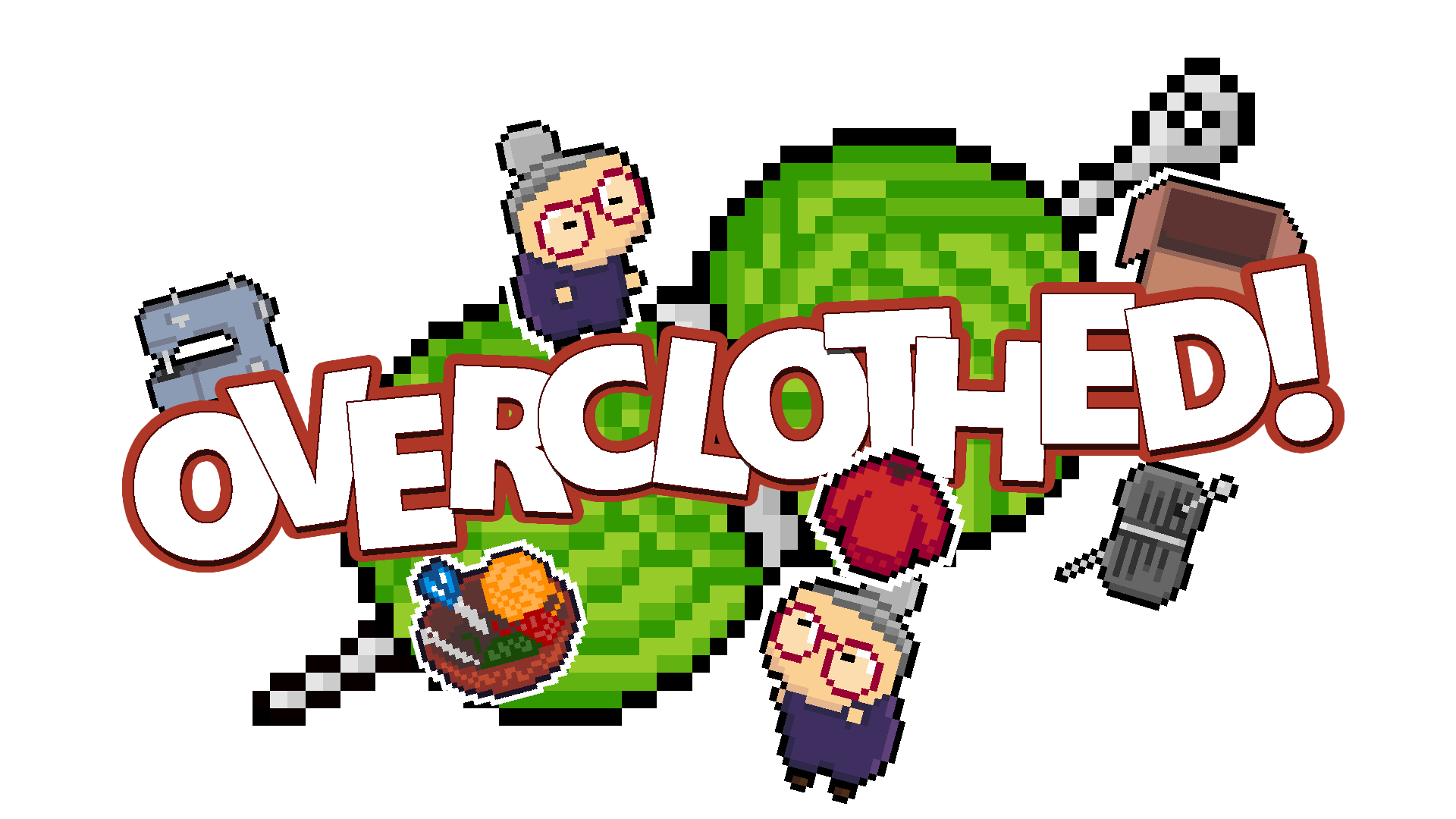 Overclothed - An IndieDevDay 2 Game Jam entry