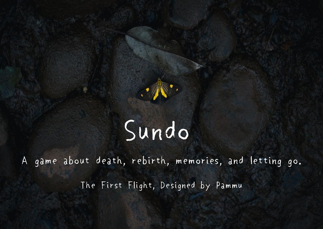 Sundo: The First Flight