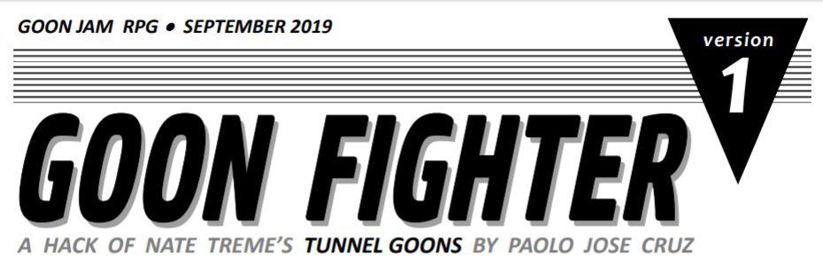 Goon Fighter