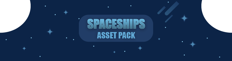 Spaceships Asset Pack