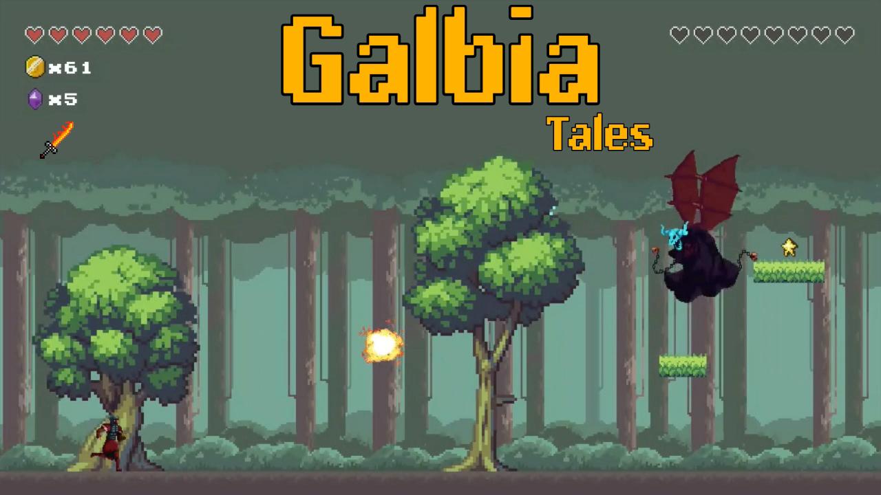 Galbia Tales