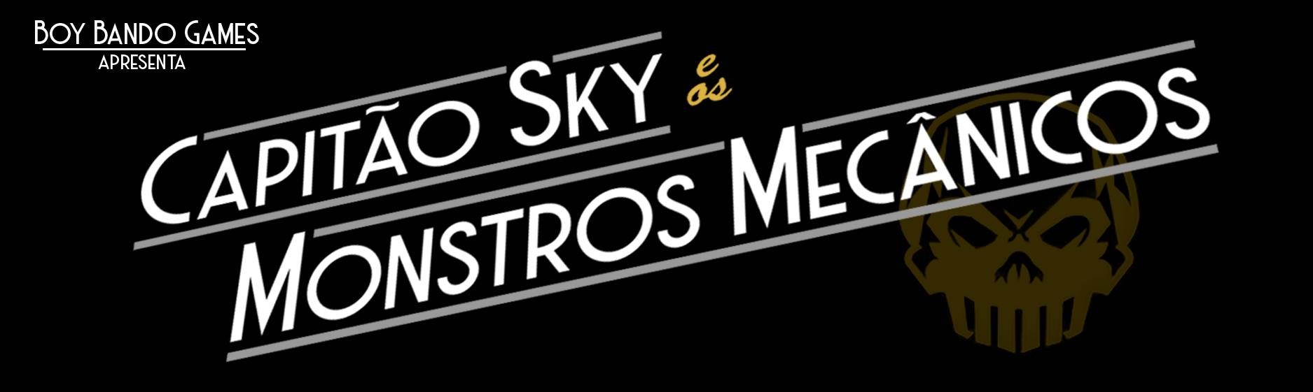Capitão Sky e os Monstros Mecânicos