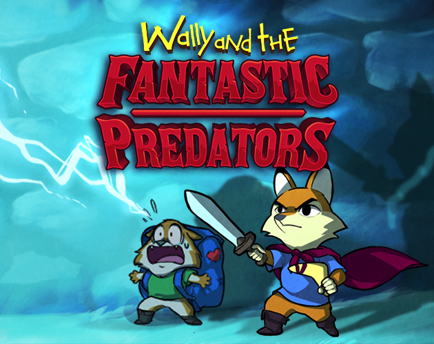 Wally and the FANTASTIC PREDATORS by BOON