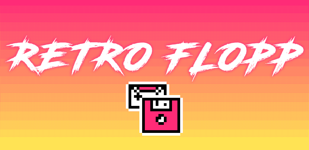 Retro Flopp