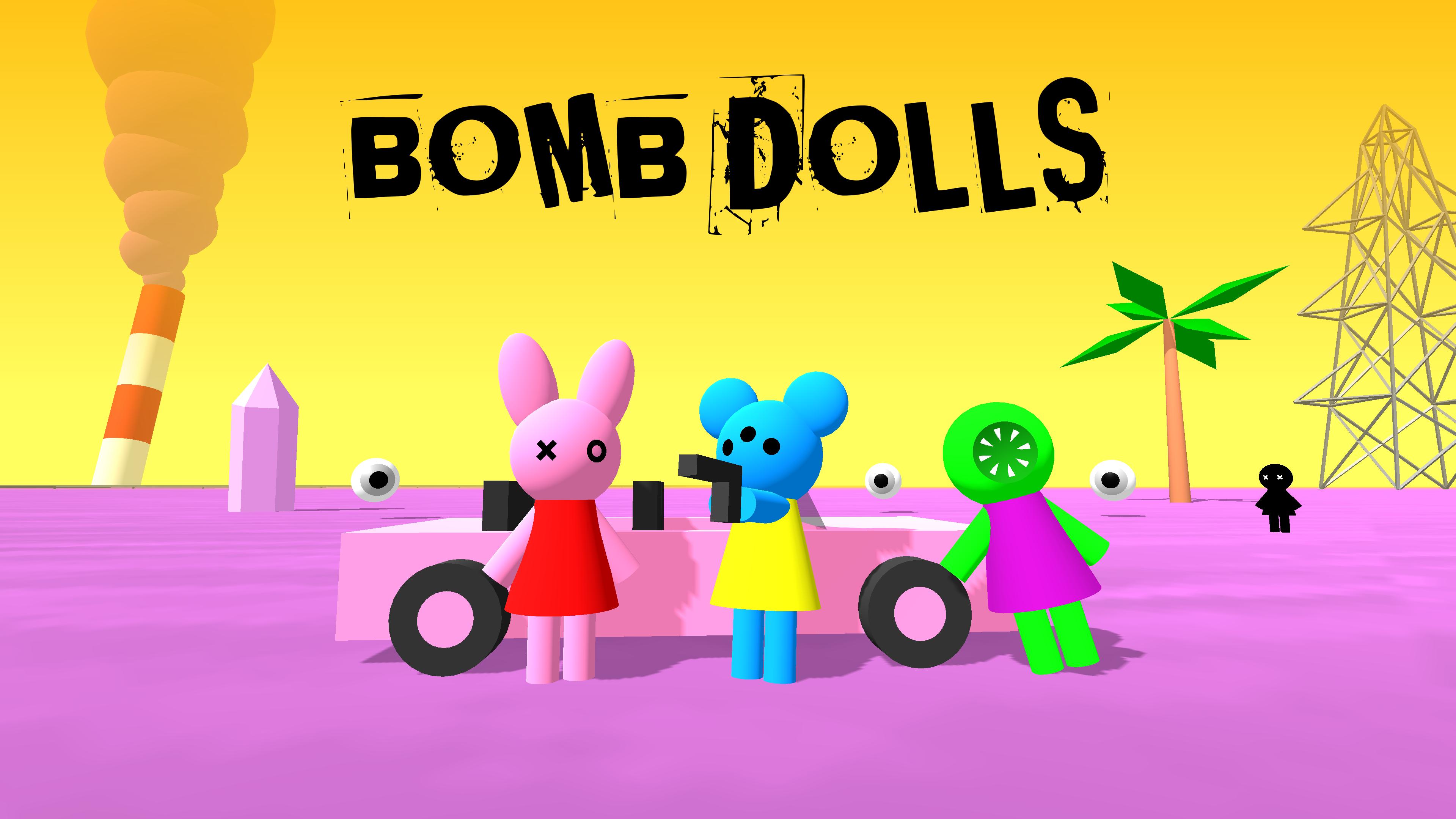 Bomb Dolls