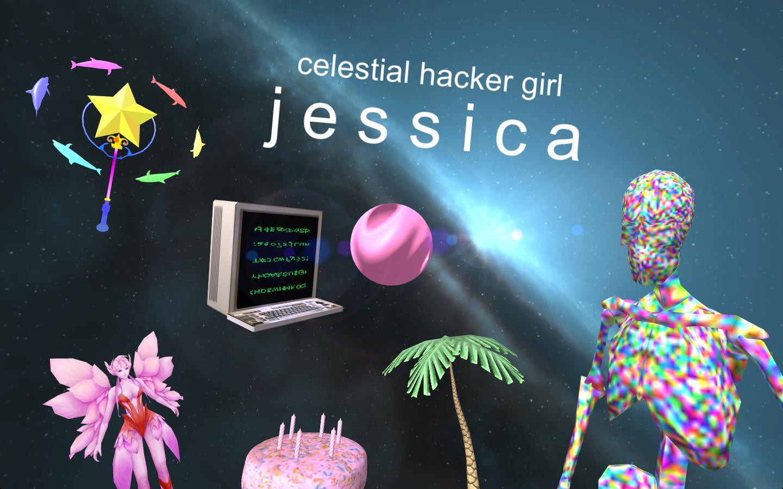 Celestial Hacker Girl Jessica