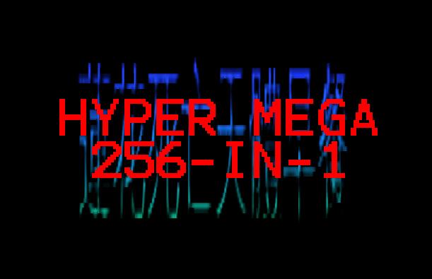 HYPER MEGA 256-IN-1
