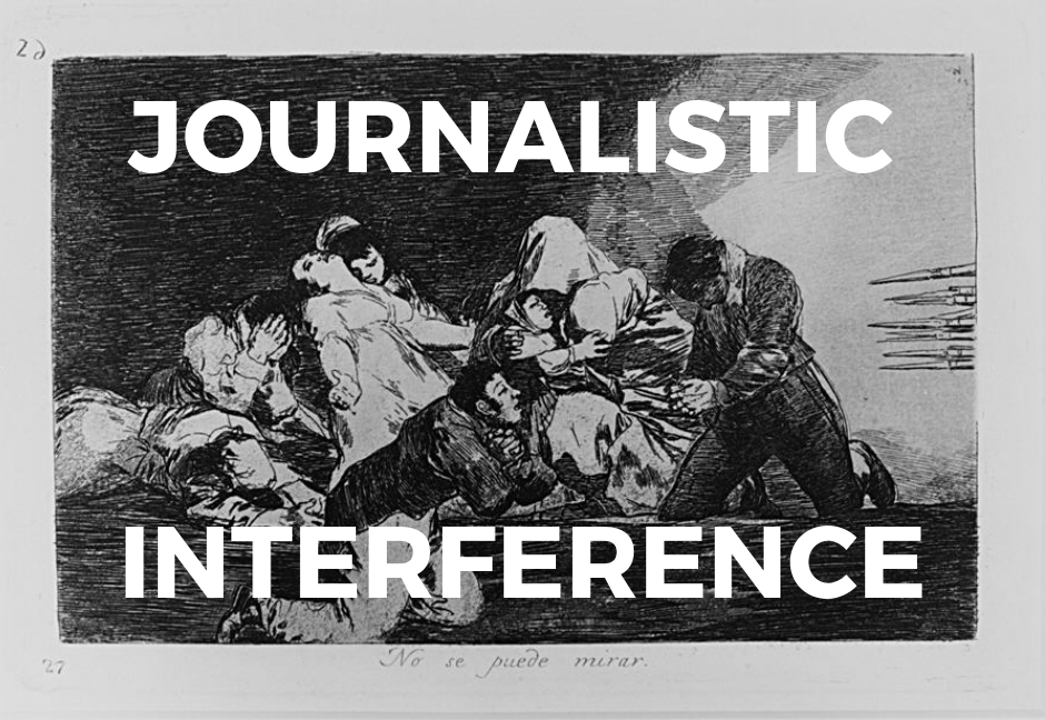 Journalistic Interference