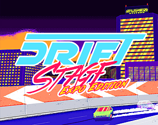 Drift Stage [2015 Expo Version] [Free] [Racing] [Windows] [macOS]