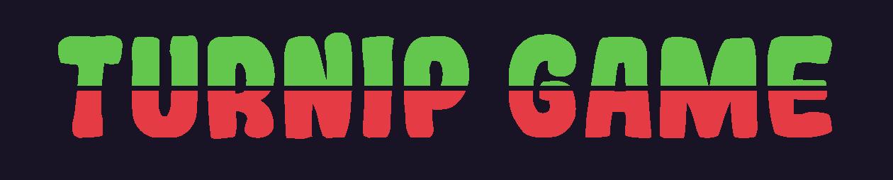 Turnip Game