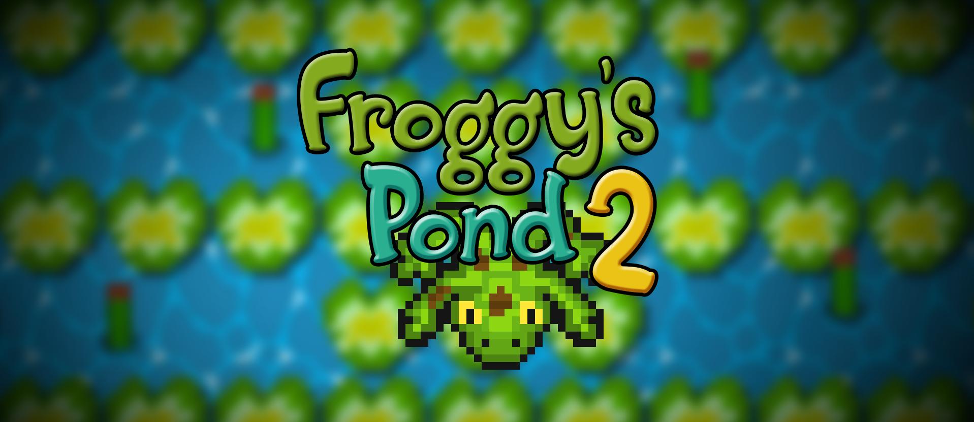 Froggy's Pond 2