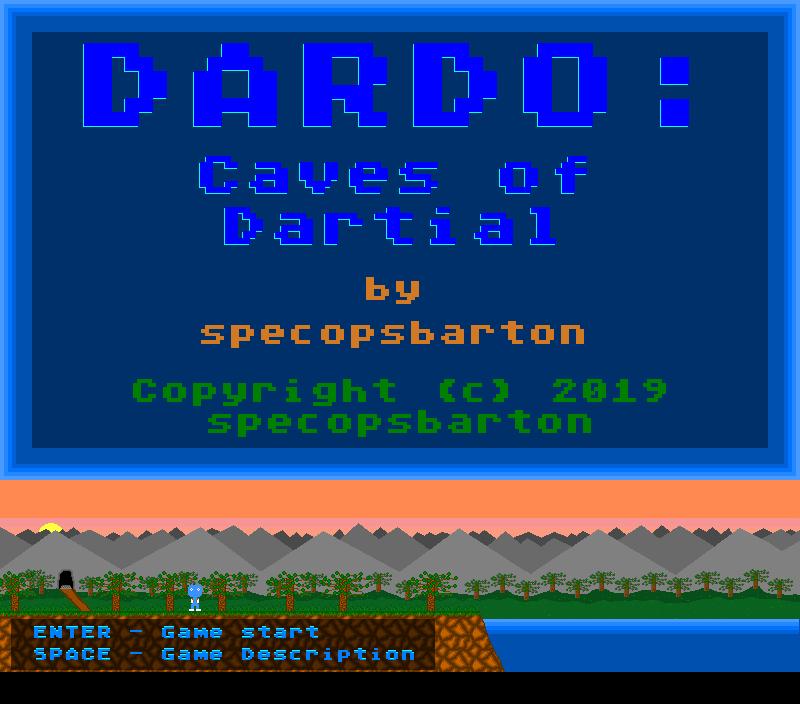 Dardo: Caves of Dartial