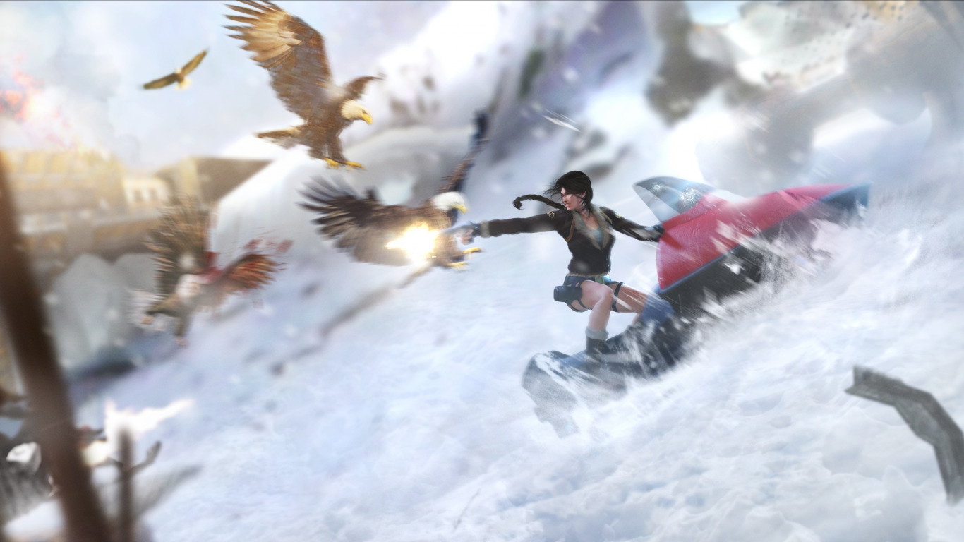 TOMB RAIDER Lara'sFury (Capitulo2)