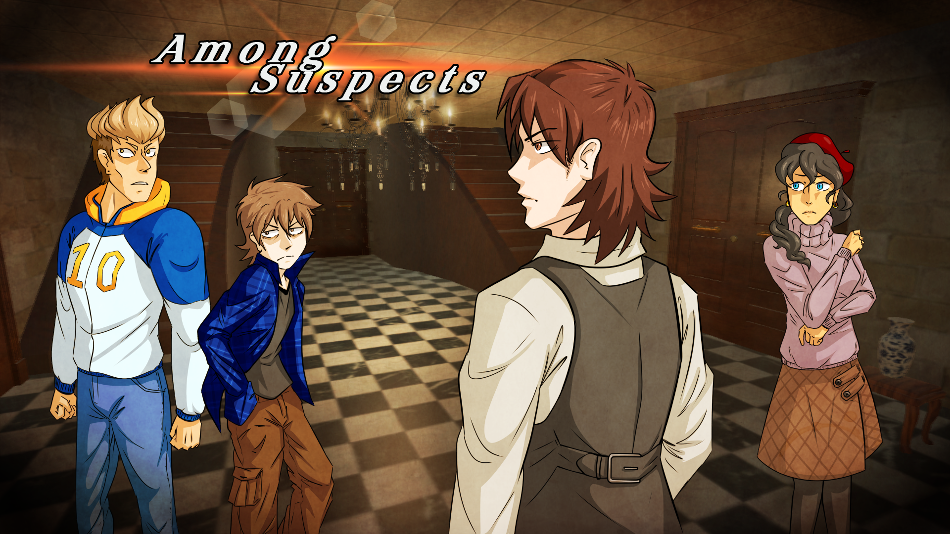 Among Suspects