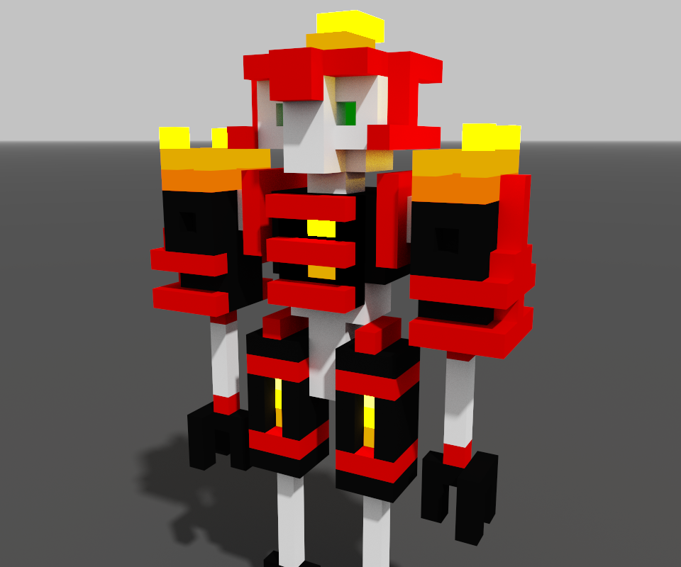 Masterbot Mark 2(the last version)