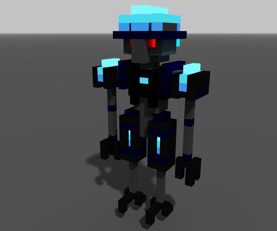Masterbot Mark 1 (the last version)
