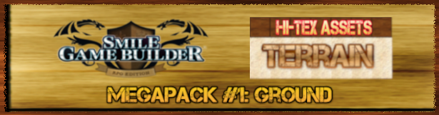 Ground Terrain Megapack Vol. 1 - Hi-Tex Assets (SMILE GAME BUILDER)