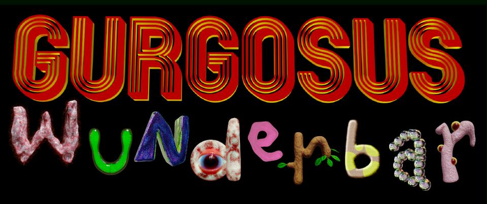 Gurgosus Wunderbar