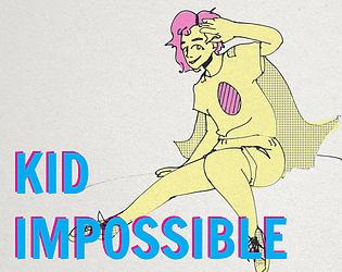 Kid Impossible // KAIJUZINE