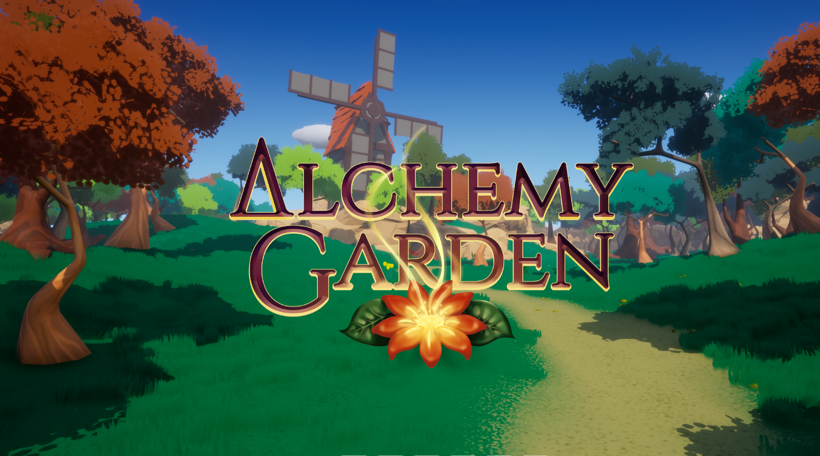 Alchemy Garden Demo